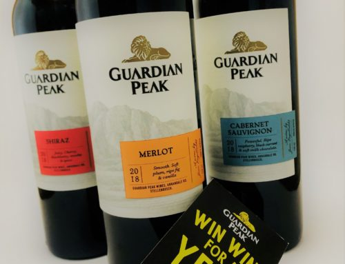 Win Wine for a Year with Guardian Peak #WHYWAIT